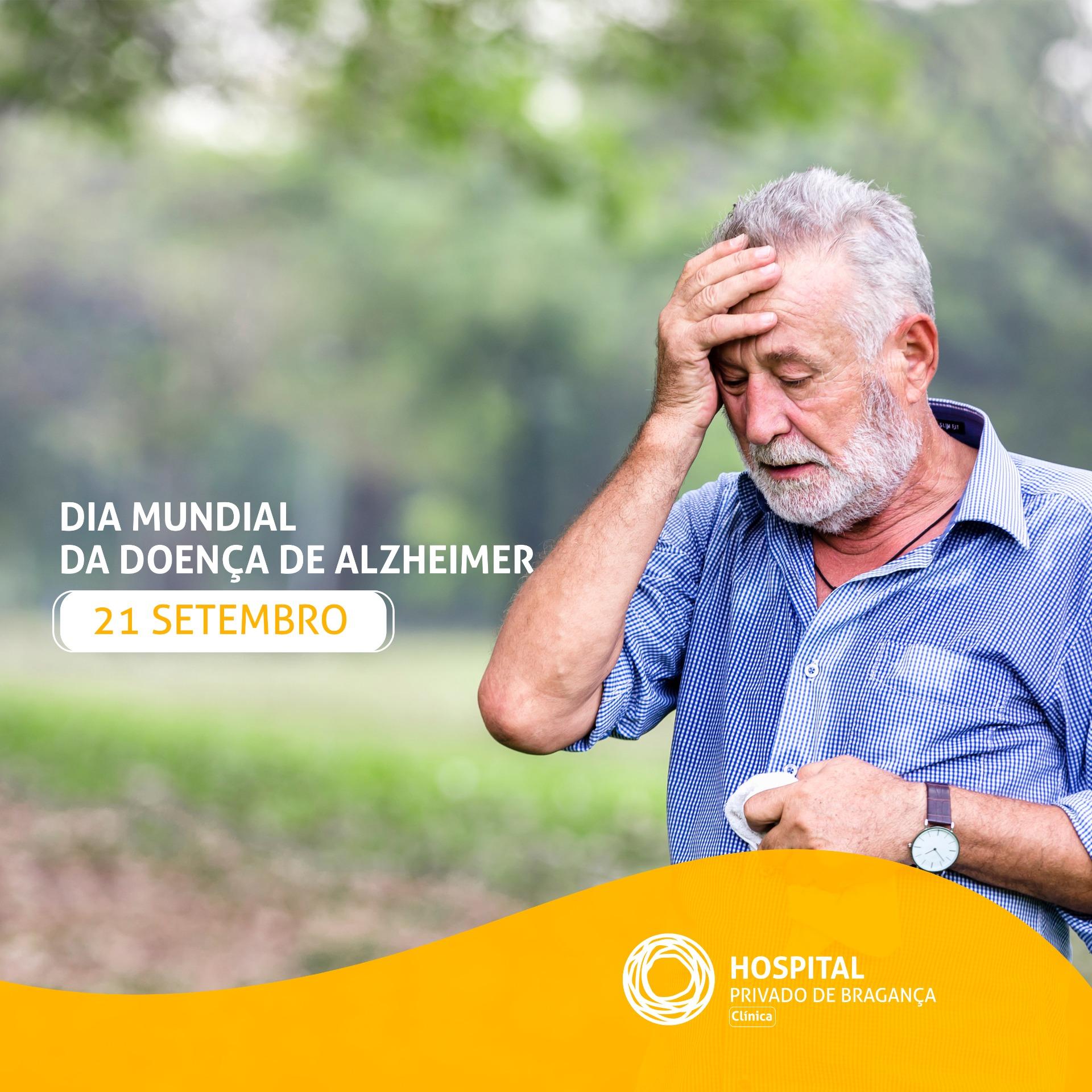 O que deve saber sobre a Doença de Alzheimer