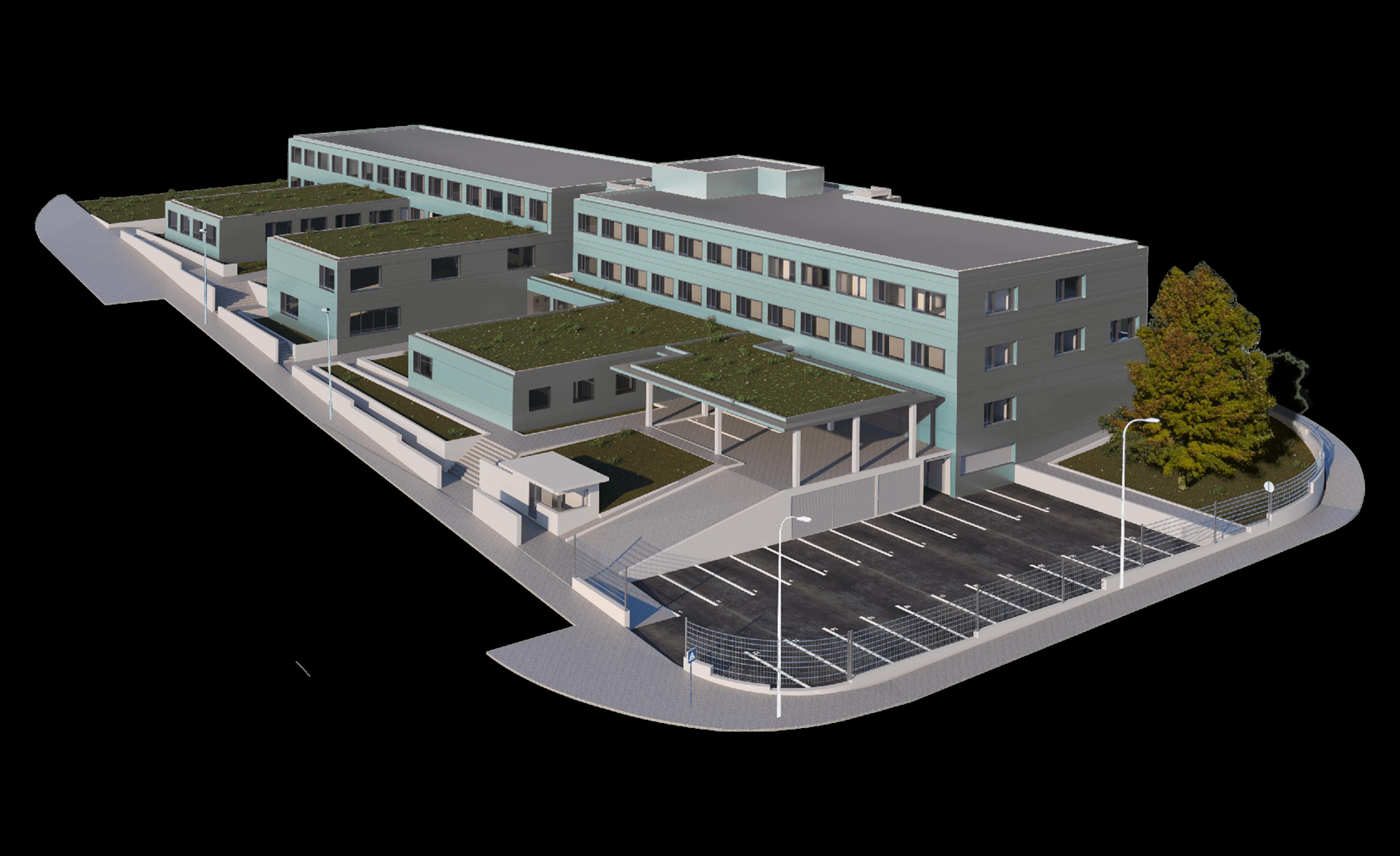 hospital bragança