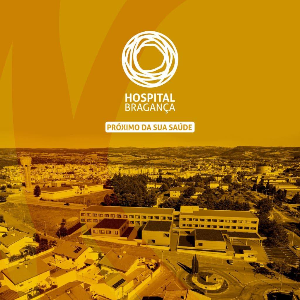 Hospital Bragança próximo